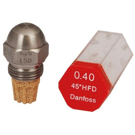 Öldüse Danfoss 0,40-45 HFD
