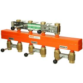 Two-line distributor Magra, 1/2, 2 tanks 3 burners
