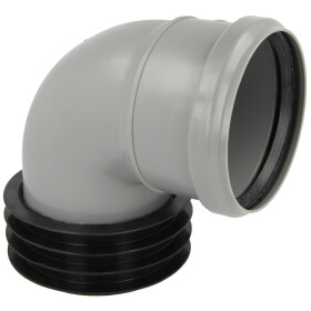Airfit HT angled plug-in socket DN 90 x 110 91110WS