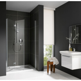 Koralle Shower folding door for recess, right Coral myDay...