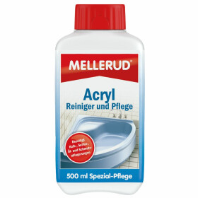 Mellerud acryl cleaner and care 500 ml