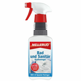 Mellerud bath and sanitary equipment cleaner 500 ml