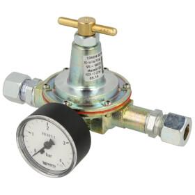 GOK oil pressure regulator ODRE-M RVS 12 x RVS 12