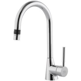 Heinrich Schulte sink mixer Vivana high pressure, chrome,...