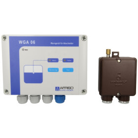 Afriso alarm system WGA06 for oil, fuel and grease...