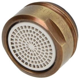 Turbulator faucet aerator w. air intake M 24 x 1 AT,...