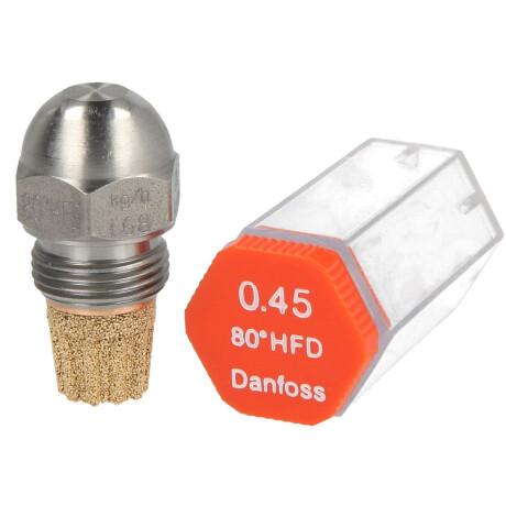 Oil nozzle Danfoss 0.45-80 HFD