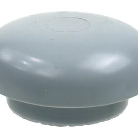 """Cap for breather unit, plastic, 1 1/2"""""""