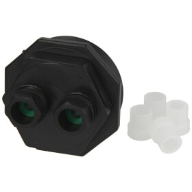 """Tank adapter union , 2-hole, ET 2"""" x universal joint..."""