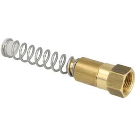 """Double ball foot valve 3/8"""" IT"""