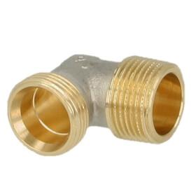 "Elbow coupling brass ½"" eurocone x..."