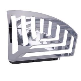 Emco Loft corner wall basket S 3535 chrome