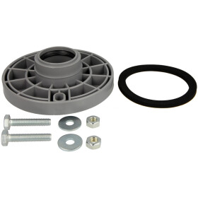 HT flange adapter DN 110 x 50, inkl. seal