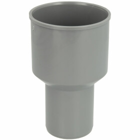 HT transition cast pipe DN 50