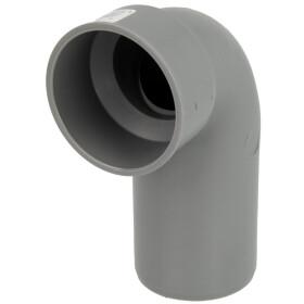 HT siphon bend 90° DN 40/30