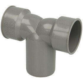HT double siphon bend 90°