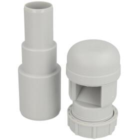Pipe air inlet DN 11/2 DN 32 DN 40 DN 50