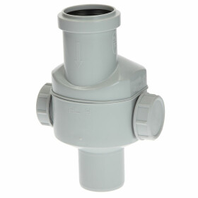 Non-return valve DN 50