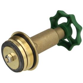"""Bonnet for free-flow valve 1/2"""" ET with non-rising stem"""