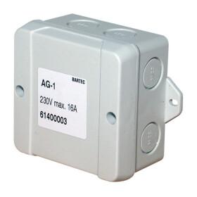 Terminal box AG-1 f. Bartec heating band