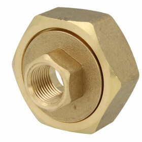 """Outlet screw joint for branch valve 1/2"""" IT x 1..."""
