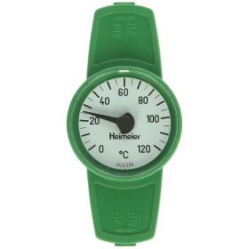 Heimeier thermometer insert green for Globo D