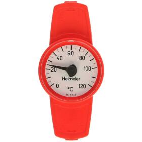 Heimeier thermometer insert red for Globo D