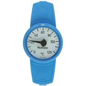 Heimeier thermometer insert blue for Globo D