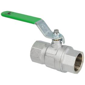 "Ball valve DVGW, IT 1 1/2""x120 mm, DN 40 with long..."