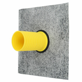 OHA Dichtfix mounting sleeve with membrane