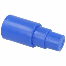 Universal preliminary plug suitable for 32/40/50 mm