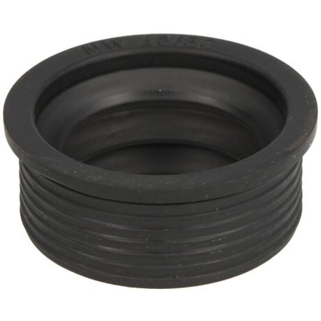 "HT rubber nipple RW 40/50 1 1/2"", Ø 50 mm - height 22 mm"