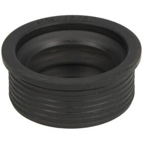 "HT rubber nipple RW 40/50 1 1/2"", Ø 50 mm -..."