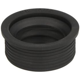 """HT Gummi-Nippel NW 40/50 1 1/4"""", Ø 61 mm"""