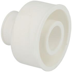 Rubber Unitas collar, straight 28 mm, light
