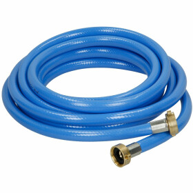 """Rubber connection inlet hose 3/8"""" 2,500 mm,..."""