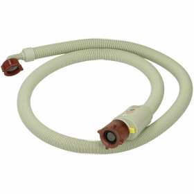 Plastic safety supply hose 1,500 mm watersafe
