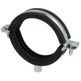 """Pipe clamps, zinc-coated M 8/10 x 74-80 mm (2 1/2"""")"""