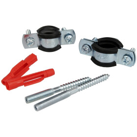 """Promo pack pipe screw clamps 3/8"""" and 1/2"""" 600..."""