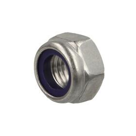 Hexagon locknut M12 (PU 25) DIN 985, stainless steel A2