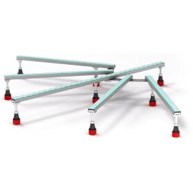 Mepa shower tray legs BW-Universal