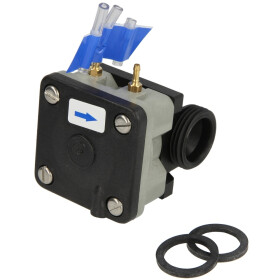 Geberit pneumatic valve for HP and FP urinal flush...
