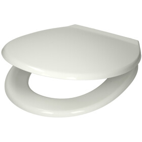 Pagette WC seat Rondo with SoftClose function, white...