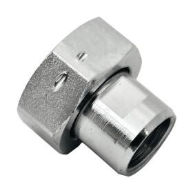 "Basin meter screw joint 3/8"" for corner valve x..."