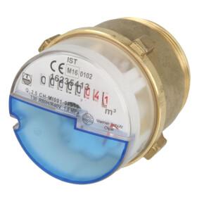 Meter head cold, 2.5 Q3/m³/h, incl. fee