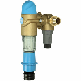 "BWG Frankonia Compact, 1 1/4"" backflush filter with..."