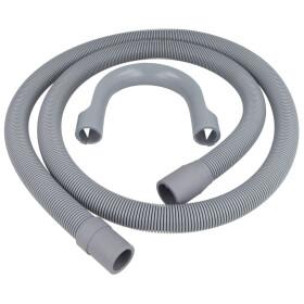"Plastic hose for washing machines 3/4"", 1500 mm,..."