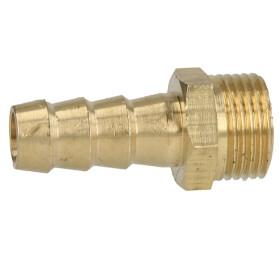 """Brass hose nozzle 3/8"""" ET x 3/8"""" nozzle"""