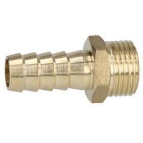 """Brass hose nozzle 1/2"""" ET x 1/2"""" nozzle"""