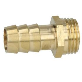 """Brass hose nozzle 1/2"""" ET x 5/8"""" nozzle"""
